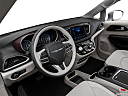 2018 Chrysler Pacifica Limited, interior hero (driver's side).