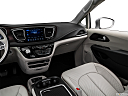 2018 Chrysler Pacifica Limited, center console/passenger side.