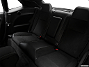 2018 Dodge Challenger SRT Hellcat, rear seats from drivers side.