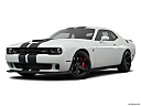 2018 Dodge Challenger SRT Hellcat, front angle medium view.