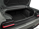 2018 Dodge Challenger SXT, trunk open.