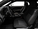 2018 Dodge Challenger SXT, front seats from drivers side.