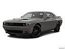 2018 Dodge Challenger SXT, front angle medium view.