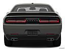 2018 Dodge Challenger SXT, low/wide rear.