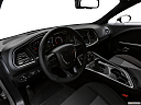 2018 Dodge Challenger SXT, interior hero (driver's side).