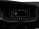 2018 Dodge Charger SXT Plus, closeup of radio head unit