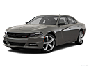2018 Dodge Charger SXT Plus, front angle medium view.