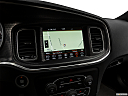 2018 Dodge Charger SXT Plus, driver position view of navigation system.