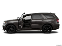 2018 Dodge Durango GT, driver's side profile with drivers side door open.