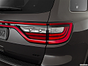 2018 Dodge Durango GT, passenger side taillight.