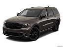 2018 Dodge Durango GT, front angle view.