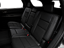 2018 Dodge Durango GT, rear seats from drivers side.