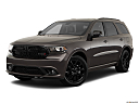 2018 Dodge Durango GT, front angle medium view.