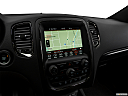 2018 Dodge Durango GT, driver position view of navigation system.