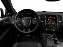 2018 Dodge Durango GT, steering wheel/center console.