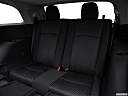 2018 Dodge Journey SE, 3rd row seat from driver side.