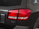 2018 Dodge Journey SXT, passenger side taillight.