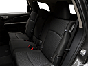 2018 Dodge Journey SXT, rear seats from drivers side.