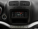 2018 Dodge Journey SXT, closeup of radio head unit