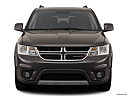 2018 Dodge Journey SXT, low/wide front.