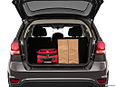2018 Dodge Journey SXT, trunk props.