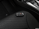 2018 Dodge Journey SXT, key fob on driver's seat.