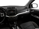2018 Dodge Journey SXT, center console/passenger side.