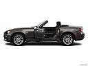 2018 Fiat 124 Spider Classica, driver's side profile with drivers side door open.