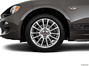 2018 Fiat 124 Spider Classica, front drivers side wheel at profile.