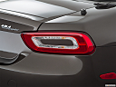2018 Fiat 124 Spider Classica, passenger side taillight.