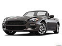 2018 Fiat 124 Spider Classica, front angle view, low wide perspective.