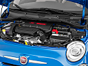 2018 Fiat 500 Lounge, engine.