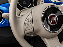 2018 Fiat 500 Lounge, steering wheel controls (left side)