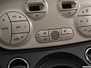 2018 Fiat 500 Lounge, heated seats control