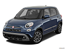 2018 Fiat 500L Trekking, front angle view.