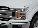 2018 Ford F-150 XLT, drivers side headlight.