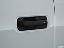 2018 Ford F-150 XLT, drivers side door handle.