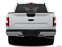 2018 Ford F-150 XLT, low/wide rear.