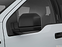 2018 Ford F-150 XLT, driver's side mirror, 3_4 rear