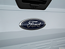 2018 Ford F-150 XLT, rear manufacture badge/emblem