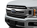 2018 Ford F-150 XLT, close up of grill.