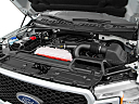 2018 Ford F-150 XL, engine.