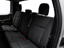 2018 Ford F-150 XL, rear seats from drivers side.