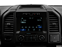 2018 Ford F-150 XL, closeup of radio head unit
