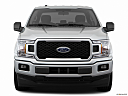 2018 Ford F-150 XL, low/wide front.