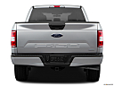 2018 Ford F-150 XL, low/wide rear.