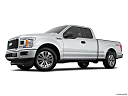 2018 Ford F-150 XL, low/wide front 5/8.