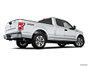 2018 Ford F-150 XL, low/wide rear 5/8.