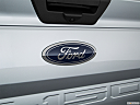 2018 Ford F-150 XL, rear manufacture badge/emblem