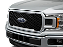 2018 Ford F-150 XL, close up of grill.